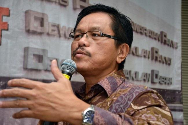 Anggota Komisi VII DPR RI dari Partai Gerindra, Ramson Siagian/ Foto: Aktual