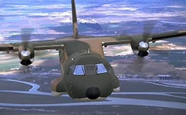 CN-235 Frontal / Istimewa