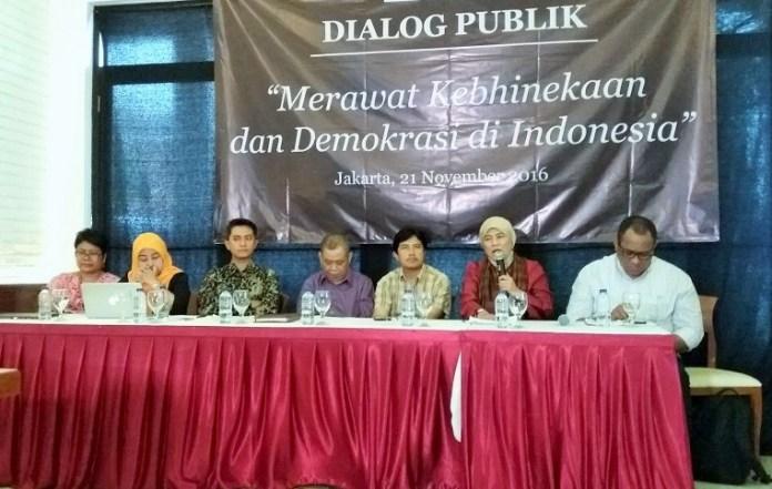 Suasana Diskusi Publik/Foto Fadilah / NUSANTARAnews