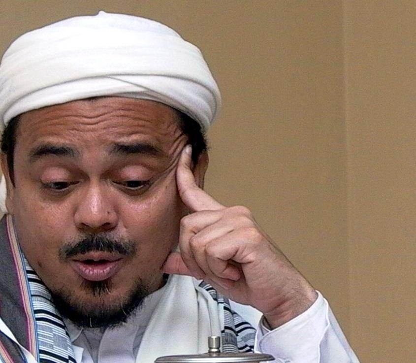 Efek Demo 4 November, Posisi Tawar Menawar Habib Rizieq ...