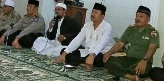 Danramil 0824/12 Silaturahmi Kepada Organisasi dan Tokoh Ulama/Foto Sis24