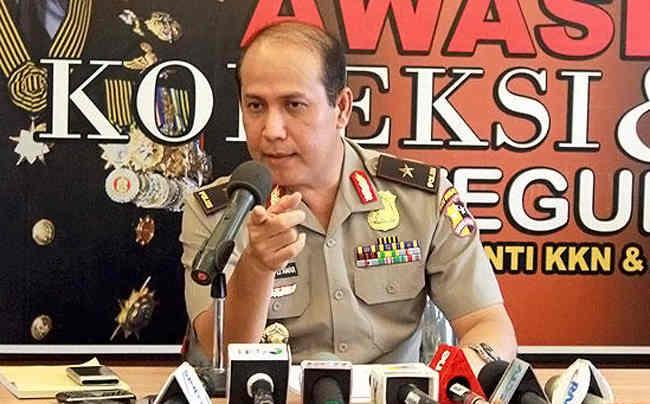 Kepala Divisi Humas Mabes Polri, Inspektur Jenderal Polisi (Irjen Pol) Boy Rafli Amar. Foto via jagratara