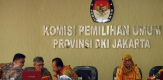 Komisi Pemilihan Umum (KPU) DKI Jakarta. Foto via Monitorday