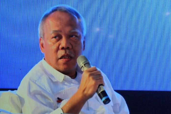Menteri Pekerjaan Umum dan Perumahan Rakyat, Basuki Hadimuljono. Foto Andika/Nusantaranews
