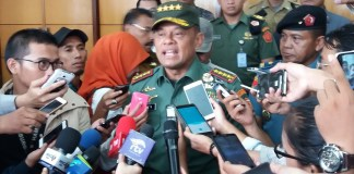 Panglima TNI Jenderal Gatot Nurmantyo. Foto Fadhilah/Nusantaranews