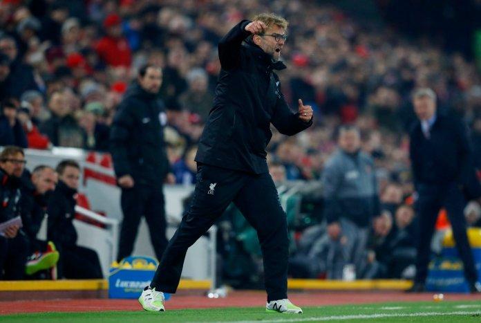 Pelatih Liverpool Jurgen Klopp. Foto Dok. LFC Stats