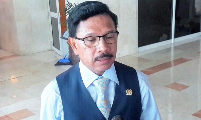 Politisi Partai Nasdem, Johnny Plate/Foto: Dok. swarasenayan
