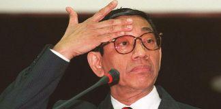 Mantan Menteri Keuangan era Kabinet Pembangunan VI atau periode 1993-1998, Mar'ie Muhammad, wafat pada usia 77 tahun/Foto via CNN Indonesia