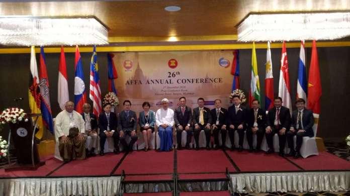 AFFA Annual Conference. Foto/Istimewa