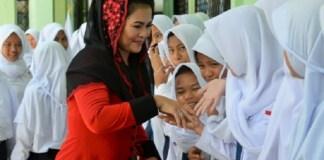 Anggota Komisi X DPR RI, Puti Guntur Soekarno/Foto: Dok. Harian Terbit