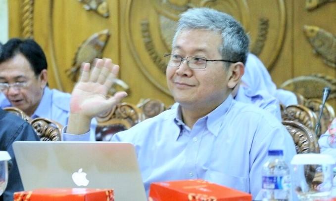 Dirjen PDSPKP Nilanto Perbowo/Foto : Dok. Humas KKP