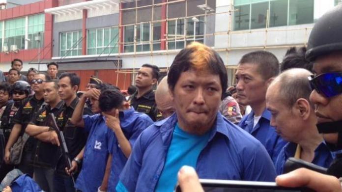 Eksekusi Mati Gembong Narkoba, Freddy Budiman. Foto IST