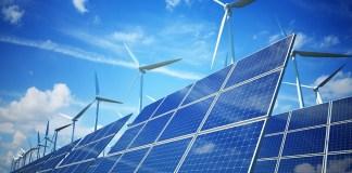 Energi terbarukan dengan memanfaatkan sinar matahari dan angin (udara). foto via climates