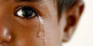 Ilustrasi kekerasan terhadap anak. Foto IST