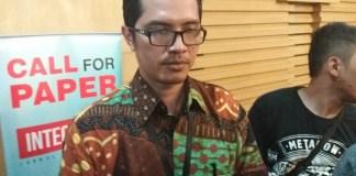 Juru Bicara Komisi Pemberantasan Korupsi (KPK), Febri Diansyah. Foto Fadilah/Nusantaranews