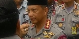 Kapolri Jenderal Tito Karnavian. Foto Deni/Nusantaranews