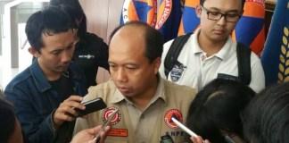 Kepala Pusat Data dan Informasi Badan Nasional Penanggulangan Bencana (BNPB), Sutopo Purwo Nugroho. Foto Andika/Nusantaranews