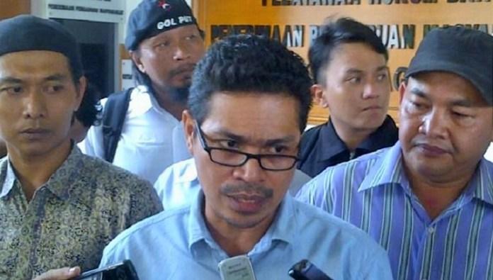 Ketua Progres 98, Faizal Assegaf/Foto: Dok. Tribunnews