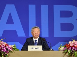 Presiden Asian Infrastructure Investment Bank (AIIB) Jin Liqun. Foto via project-syndicate