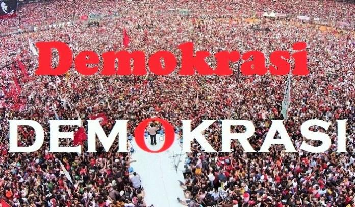 Demokrasi Indonesia/Ilustrasi NUSANTARAnews