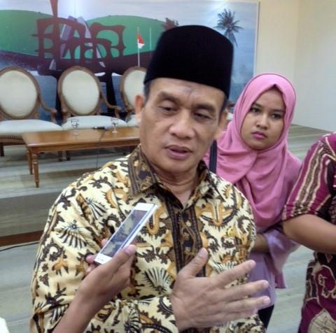 Anggota Komisi III DPR RI, Muhammad Syafi'i/Foto Deni /NUSANTARAnews