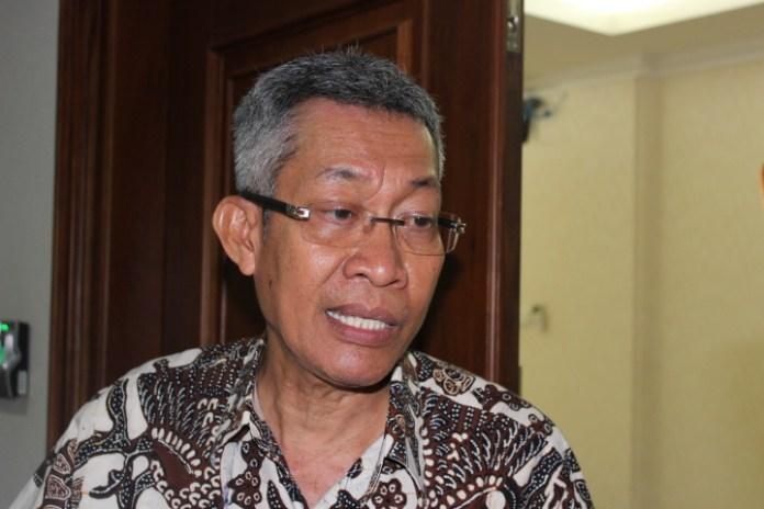 Kepala Badan Penelitian dan Pengembangan (Balitbang) Pertanian, Muhammad Syakir/Foto Andika / NUSANTARAnews