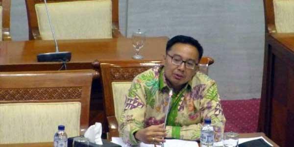 Anggota Komisi I DPR fraksi Golkar Bobby Adhityo Rizaldi. Foto IST/Nusantaranews