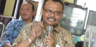 Direktur Eksekutif CISS Dharin La Ode. Foto Dok. Pribadi