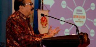 Gubernur Jatim Soekarwo. Foto Dok. Pribadi
