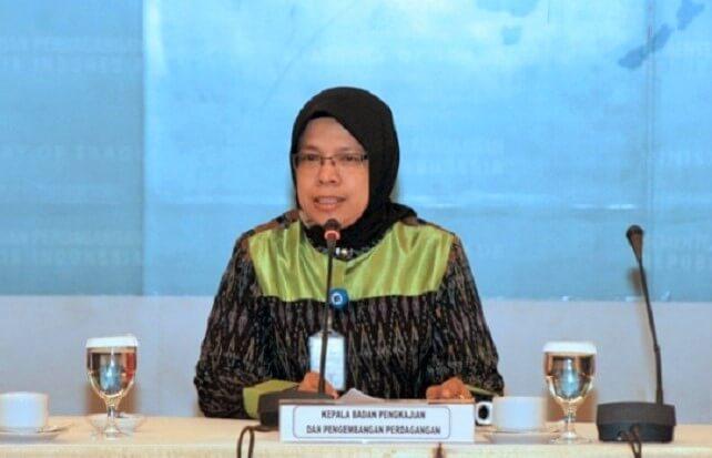 Kepala BP3 Kemendag, Tjahya Widayanti/Foto: Dok. Humas Kemendag