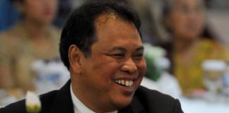 Ketua MK, Arief Hidayat. Foto via kompas