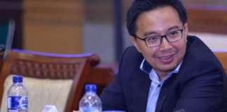 Komisi I DPR fraksi Golkar Bobby Adhityo Rizaldi. Foto IST