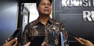 Komisi Nasional Hak Asasi Manusia (Komnas HAM). Ketua Komnas HAM, Imdadun Rahmat. Foto Restu/Nusantaranews