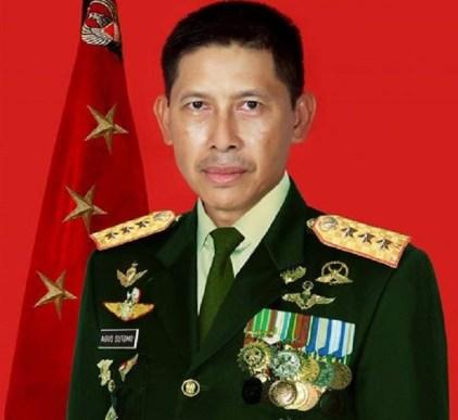 Dansesko Letjen TNI Agoes Sutomo/Foto: Dok. Imgrum