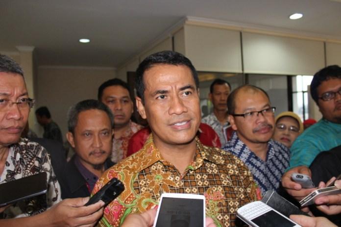 Menteri Pertanian (Mentan) Amran Sulaiman Dorong Produksi Alsintan Bisa Ekspor/Foto Andika / NUSANTARAnews