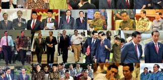 Saat-saat Luhut Binsar Pandjaitan Dampingi Presiden Joko Widodo/Ilustrasi Foto: NUSANTARAnews