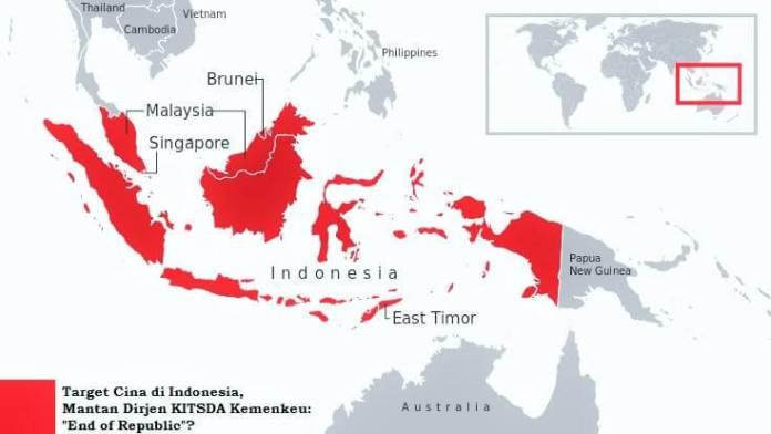 Target Cina di Indonesia, Mantan Dirjen KITSDA Kemenkeu: