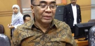 Wakil Ketua Komisi VIII DPR RI, Sodik Mudjahid. Foto Deni Muhtarudin/Nusantaranews