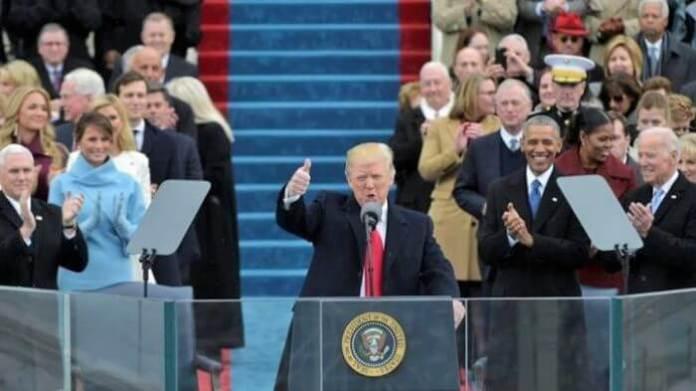 Presiden AS ke -45, Donald Trump/Foto: Tribunnews