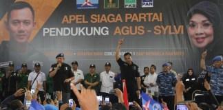 Pakar Politik UIN: Konflik Batin Parpol Pendukung Agus-Sylvi