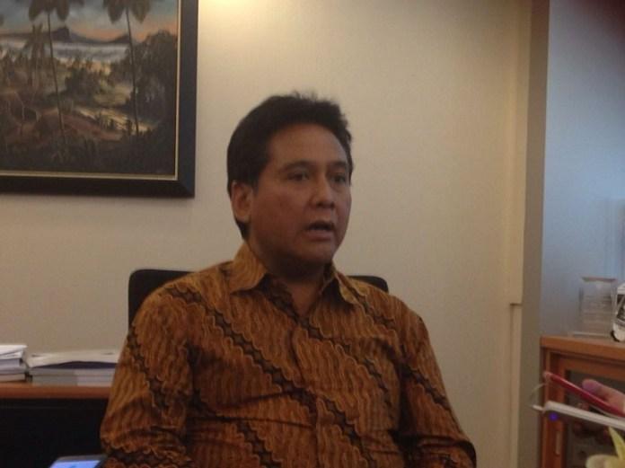Ketua Umum Apindo Hariyadi Sukamdani/Foto Richard Andika / NUSANTARAnews