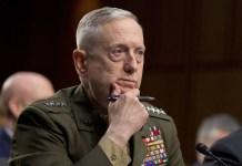 Menteri Pertahanan Amerika Serikat, James Mattis/Foto: Dok. whorunsgov.com