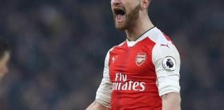 Sanchez Borong Gol Arsenal, Shkodran Mustafi 'Curhat' di Twitter
