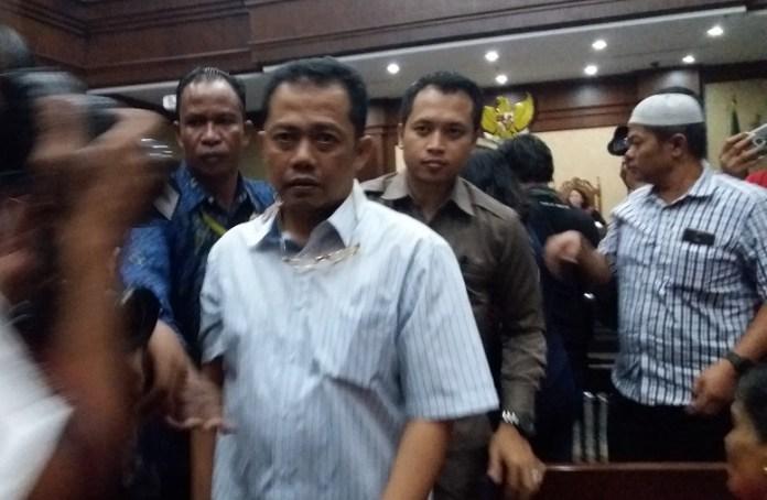 Adik Ipar Jokowi Arief Budi Sulistyo/Foto Restu Fadilah/Nusantaranews