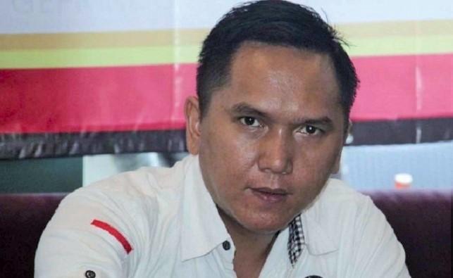 Presiden Gerakan Pribumi Indonesia (Geprindo) Bastian P. Simanjuntak/Foto: Dok. Indonesiarayakini.com