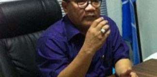 Ketua DPW PAN Jatim Masfuk/Foto tri Wahyudi/Nsuantaranews