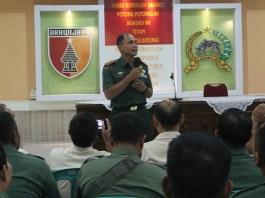 Komandan Kodim 0824 Jember Letkol Inf Rudianto/Foto Dok. Pribadi/Nusantaranews