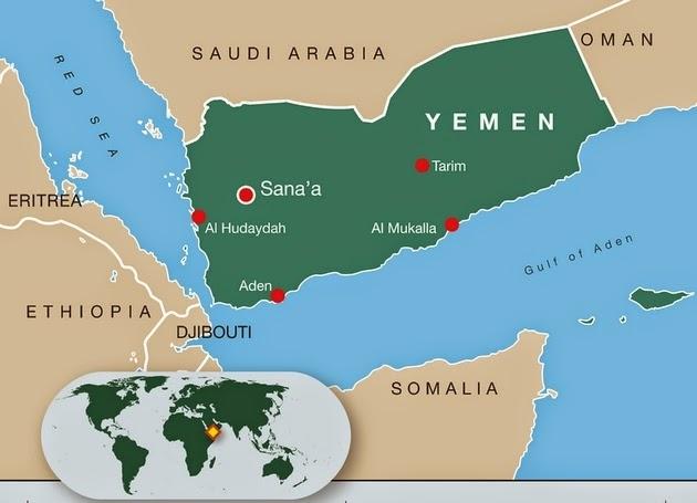 Peta Yaman/Foto Istimewa/Nusantaranews