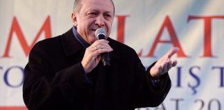 Presiden Turki Recep Tayyip Erdoğan/Foto Dok. Pribadi/Nusantaranews
