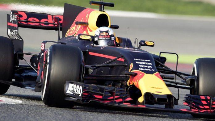 Red Bull Telah Mempersiapkan Diri Musim 2017/Foto via Sky Sport